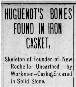 hugenots bones